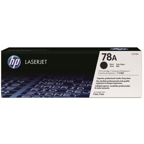 Фото Картридж HP 78A (CE278A) Black