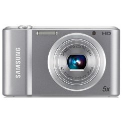 Фото Цифровые фотоаппараты Samsung ST66 Silver