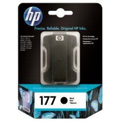 Фото Картридж HP DJ No.177 (C8721HE) Black