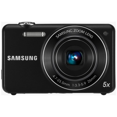 Фото Цифровые фотоаппараты Samsung ST93 Black