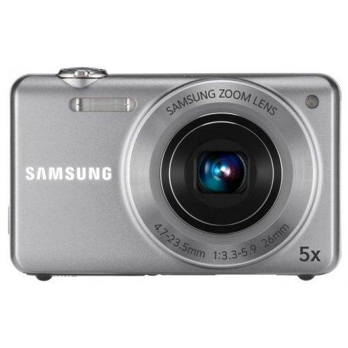 Фото Цифровые фотоаппараты Samsung ST93 Silver
