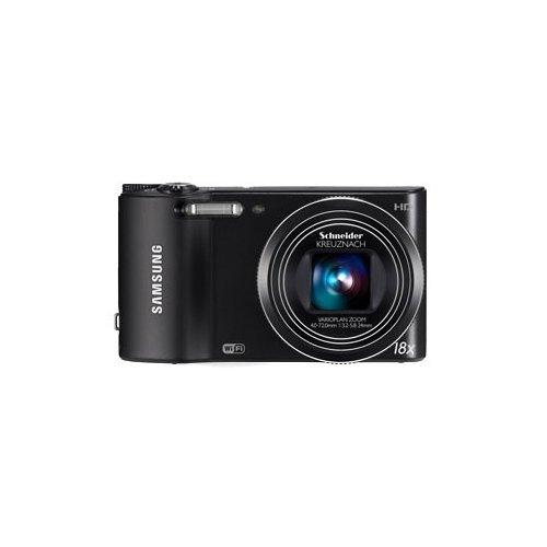 Фото Цифровые фотоаппараты Samsung WB150 Black