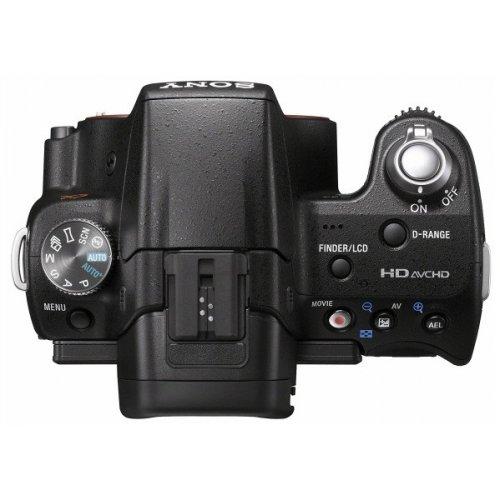 Фото Цифровые фотоаппараты Sony Alpha SLT-A55 18-55mm Kit