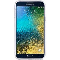 Фото Чехол Melkco Poly Jacket TPU для Samsung Galaxy E5 Transparent
