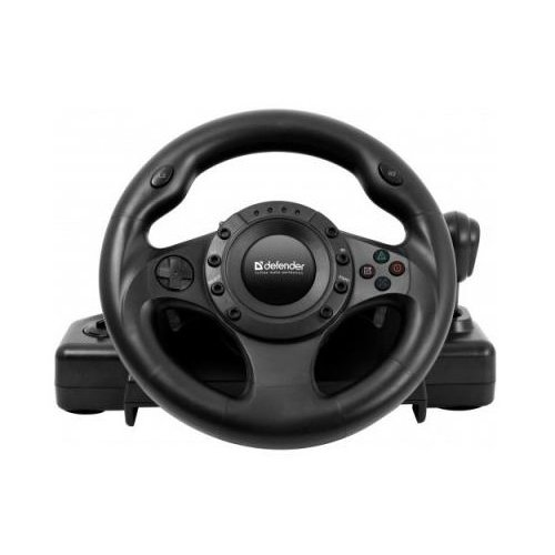 Фото Ігрові маніпулятори Defender Forsage Drift GT (64370)