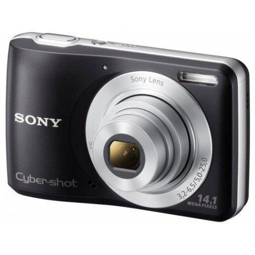 Фото Цифровые фотоаппараты Sony Cyber-shot DSC-S5000 Black