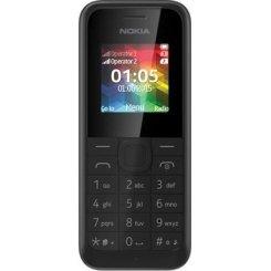 Фото Мобильный телефон Nokia 105 Dual SIM Black