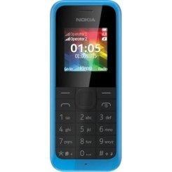 Фото Мобильный телефон Nokia 105 Dual SIM Cyan