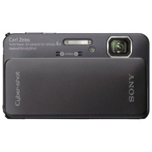 Фото Цифровые фотоаппараты Sony Cyber-shot DSC-TX10 Black