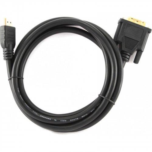 Фото Кабель Gembird HDMI-DVI 1.8m (CC-HDMI-DVI-6)