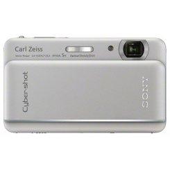 Фото Цифровые фотоаппараты Sony Cyber-shot DSC-TX66 Silver