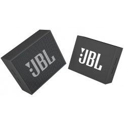 Фото Акустическая система JBL GO (JBLGOBLK) Black