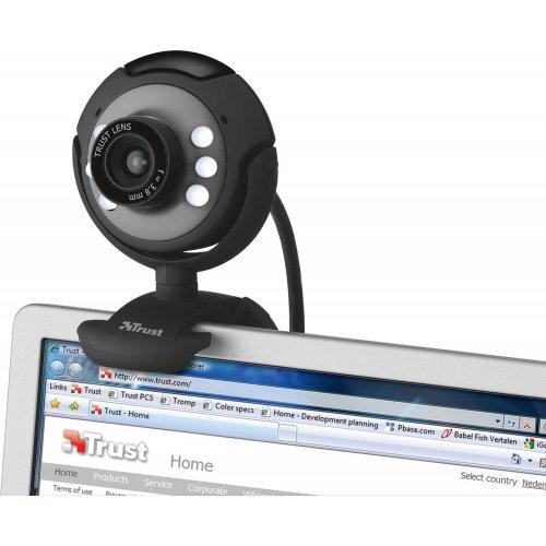 Фото Веб-камера Trust SpotLight Webcam (16429)