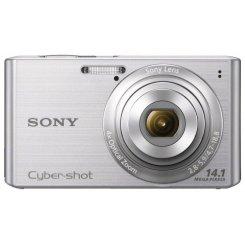 Фото Цифровые фотоаппараты Sony Cyber-shot DSC-W610 Silver