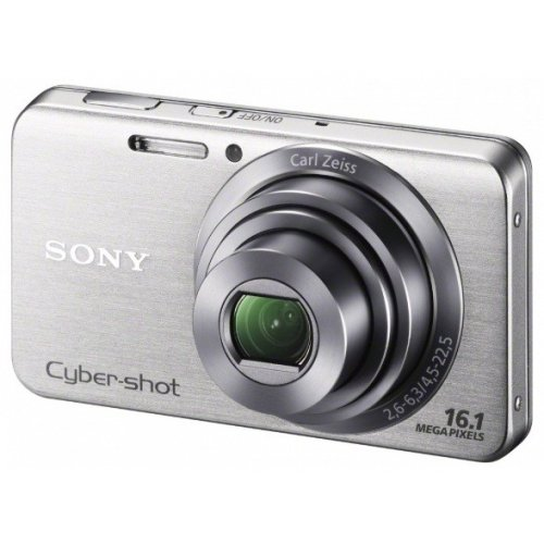 Фото Цифровые фотоаппараты Sony Cyber-shot DSC-W630 Silver
