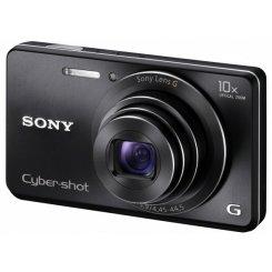 Фото Цифровые фотоаппараты Sony Cyber-shot DSC-W690 Black