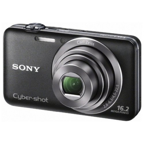 Фото Цифровые фотоаппараты Sony Cyber-shot DSC-WX30 Black