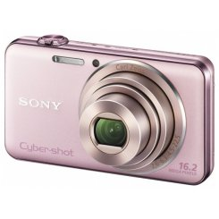 Фото Цифровые фотоаппараты Sony Cyber-shot DSC-WX50 Pink