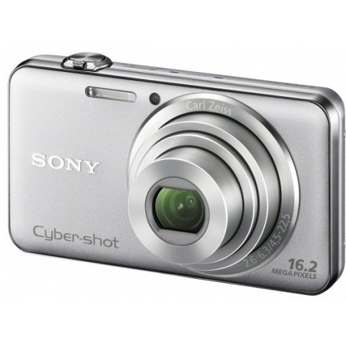 Фото Цифровые фотоаппараты Sony Cyber-shot DSC-WX50 Silver