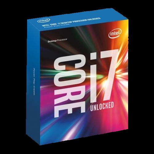 Фото Процессор Intel Core i7-6700K 4.0(4.2)GHz 8MB s1151 Box (BX80662I76700K)