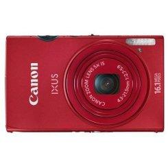 Фото Цифровые фотоаппараты Canon IXUS 125 HS Red