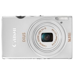 Фото Цифровые фотоаппараты Canon IXUS 125 HS Silver