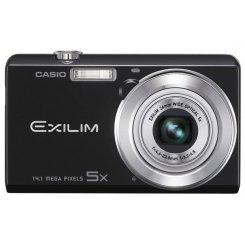 Фото Цифровые фотоаппараты Casio Exilim EX-ZS10 Black