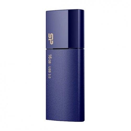 Фото Накопитель Silicon Power Blaze B05 USB 3.0 16GB Deep Blue (SP016GBUF3B05V1D)