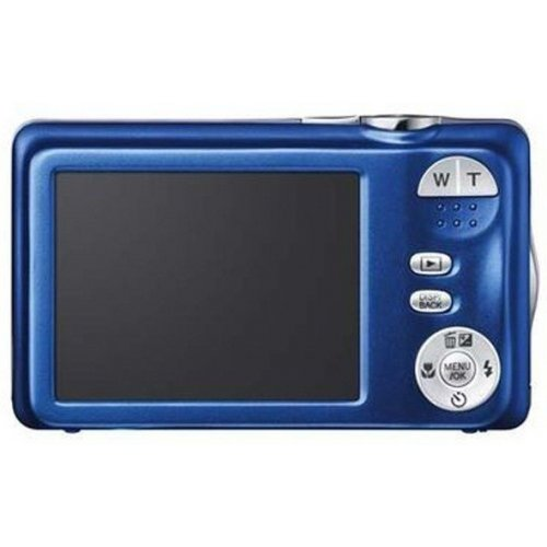 Фото Цифровые фотоаппараты Fujifilm FinePix JX420 Blue