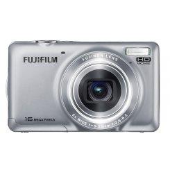 Фото Цифровые фотоаппараты Fujifilm FinePix JX420 Silver