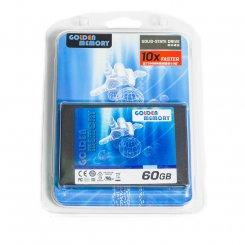 Фото SSD-диск Golden Memory 60GB 2.5