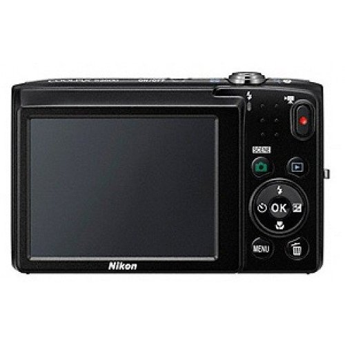 Фото Цифровые фотоаппараты Nikon Coolpix S6200 Black