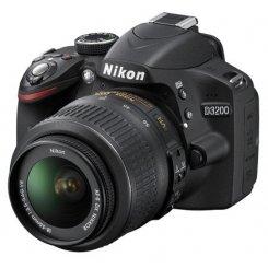 Фото Цифровые фотоаппараты Nikon D3200 18-55 VR Kit