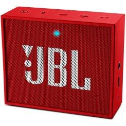 Фото Акустическая система JBL GO (JBLGORED) Red