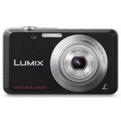 Фото Цифровые фотоаппараты Panasonic Lumix DMC-FS28 Black