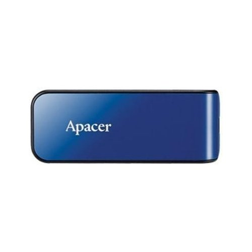 Фото Накопитель Apacer AH334 32GB Blue (AP32GAH334U-1)