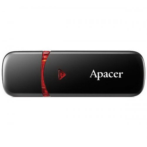 Фото Накопитель Apacer AH333 16GB Black (AP16GAH333B-1)
