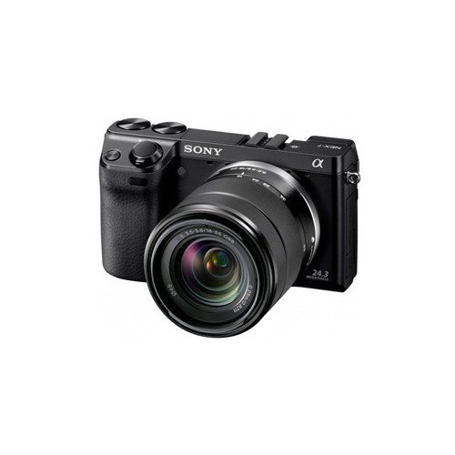 Фото Цифровые фотоаппараты Sony Alpha NEX-7K 18-55mm Kit