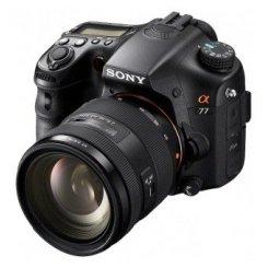 Фото Цифровые фотоаппараты Sony Alpha SLT-A77 18-55mm Kit