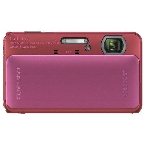Фото Цифровые фотоаппараты Sony Cyber-shot DSC-TX20 Pink