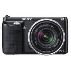 Фото Цифровые фотоаппараты Sony Alpha NEX-F3K 18-55mm Kit