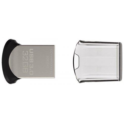 Фото Накопитель SanDisk Cruzer Fit Ultra USB 3.0 32GB (SDCZ43-032G-GAM46)