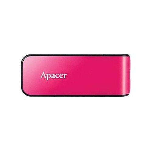 Фото Накопитель Apacer AH334 16GB Pink (AP16GAH334P-1)