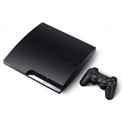 Фото Sony PS3 Slim 320GB + игра Battlfield 3