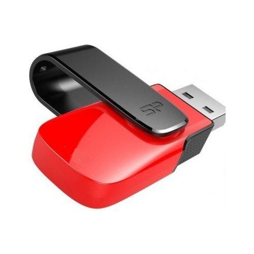 Фото Накопитель Silicon Power Ultima U31 64GB Red (SP064GBUF2U31V1R)