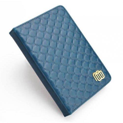 Фото Чехол Обложка MyBook Quilted с подсветкой для Kindle 5 Blue