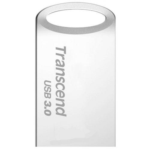 Фото Накопитель Transcend JetFlash 710 USB 3.0 64GB Silver (TS64GJF710S)