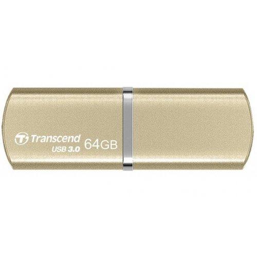Фото Накопитель Transcend JetFlash 820 USB 3.0 64Gb Gold (TS64GJF820G)