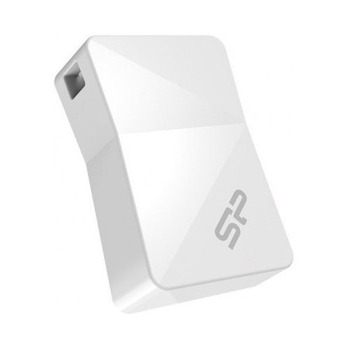 Фото Накопитель Silicon Power Touch T08 32GB White (SP032GBUF2T08V1W)