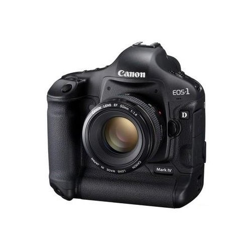 Фото Цифровые фотоаппараты Canon EOS 1D Mark IV Body